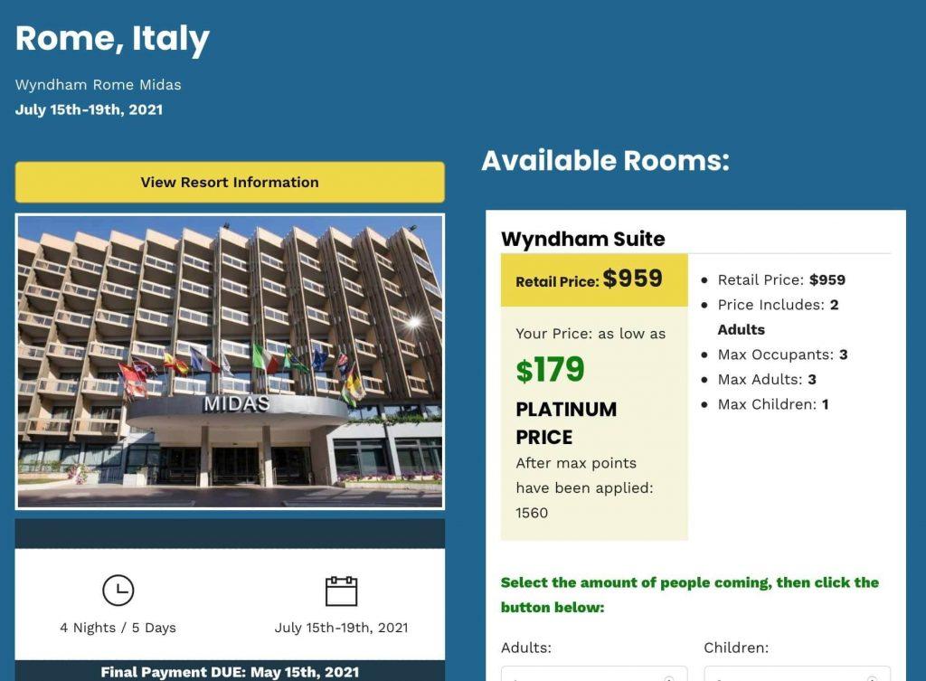 rome italy platinum price 1 Tu veux vraiment connaître mon avis sur travorium
