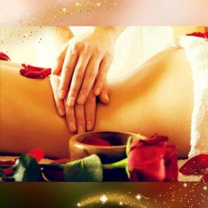 massage Au Moulin Rose, un VDI Plaisir et Glamour.