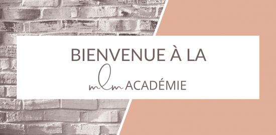 Bienvenue à la académie MLM académie